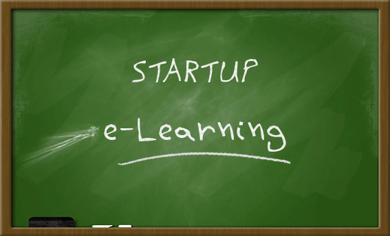 Startup E-learning
